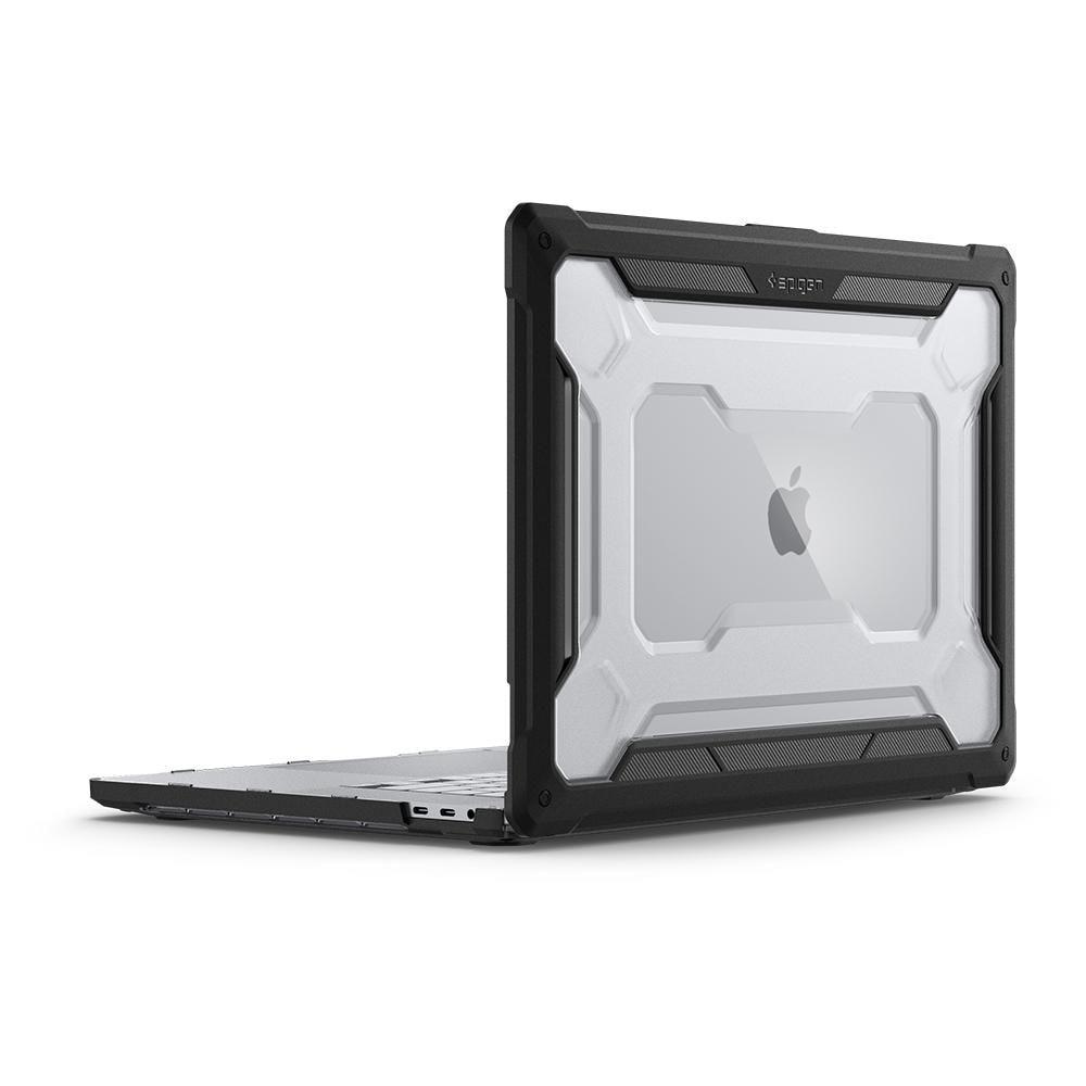 MacBook Pro 16 Case Rugged Armor Black