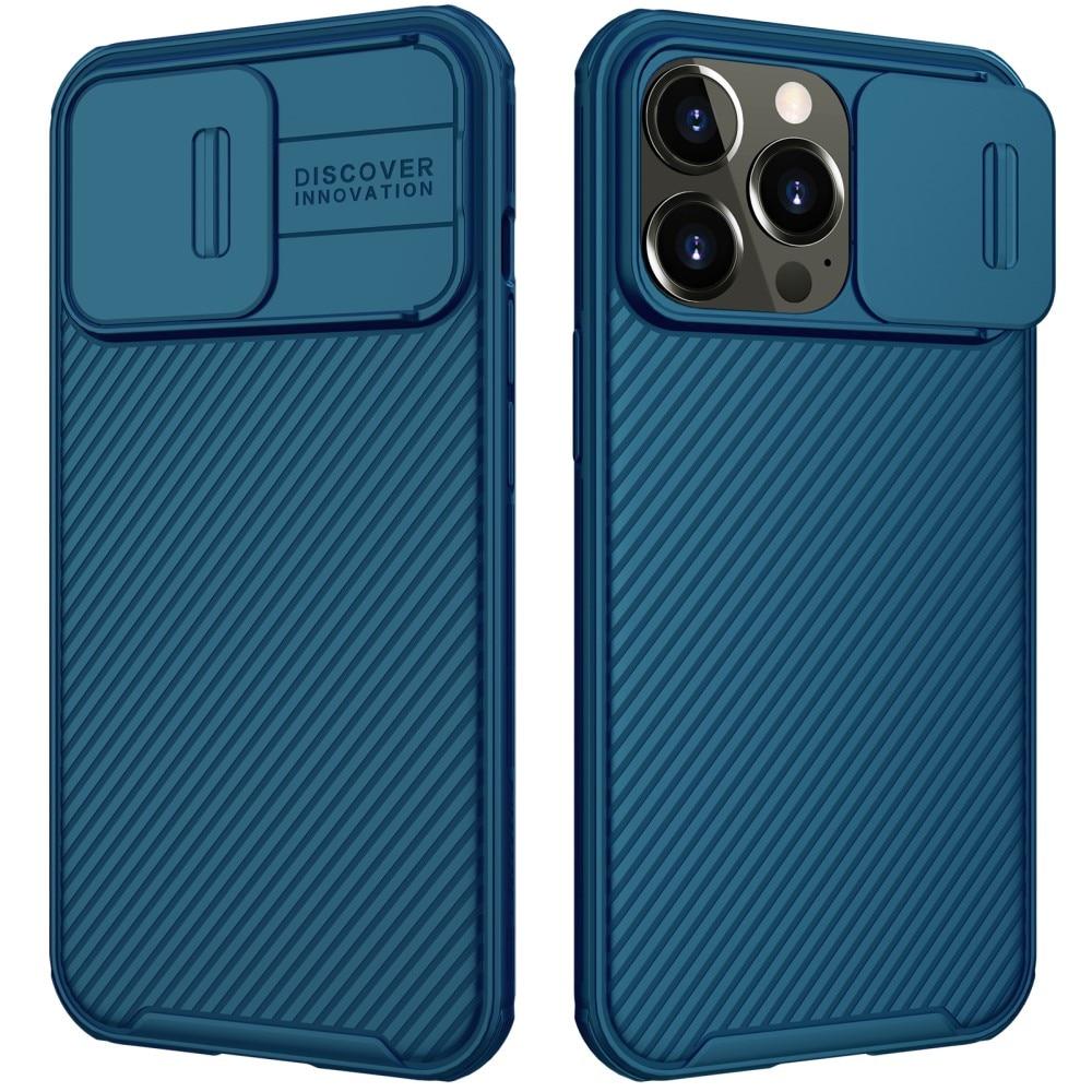 CamShield Case iPhone 13 Pro blå