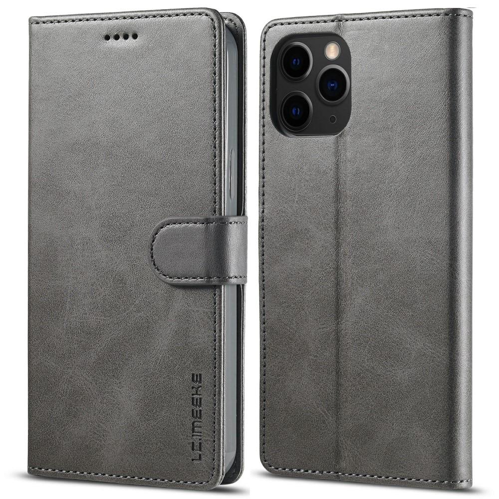 Lommebokdeksel iPhone 13 Pro Max grå