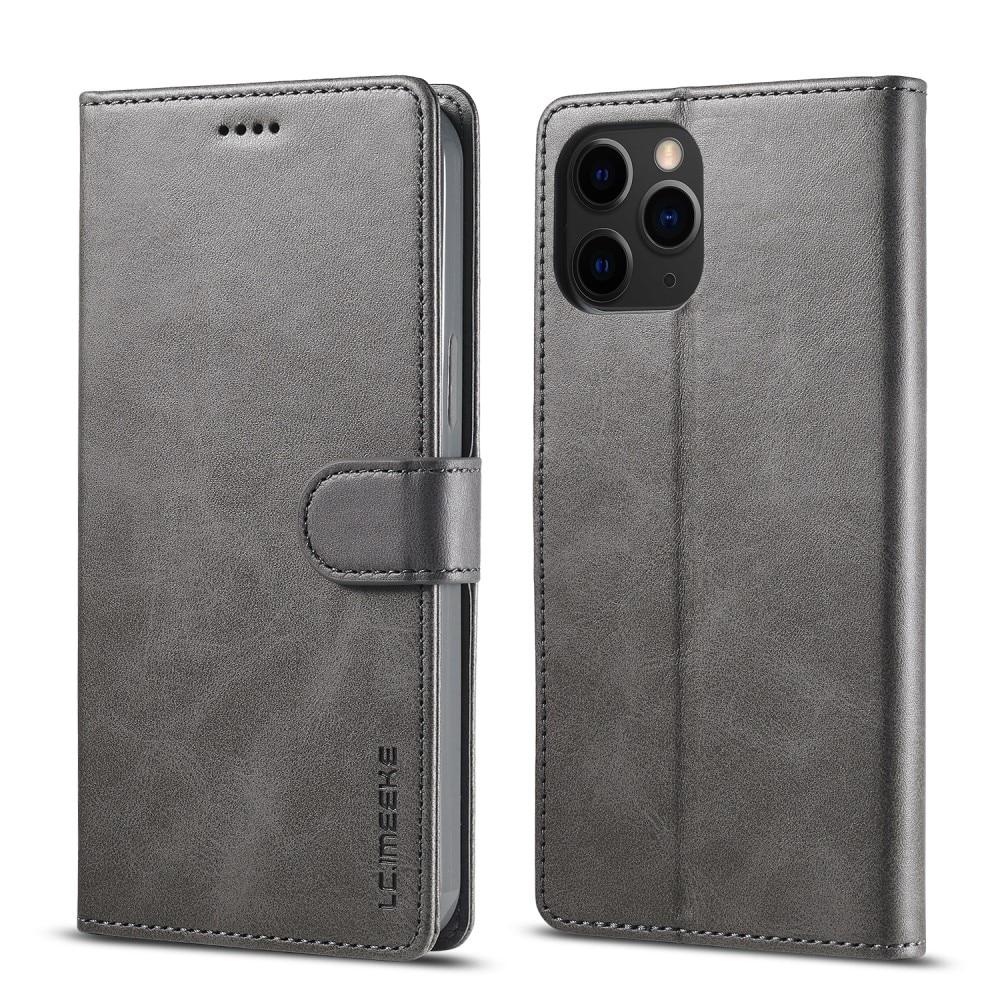 Lommebokdeksel iPhone 13 Pro grå