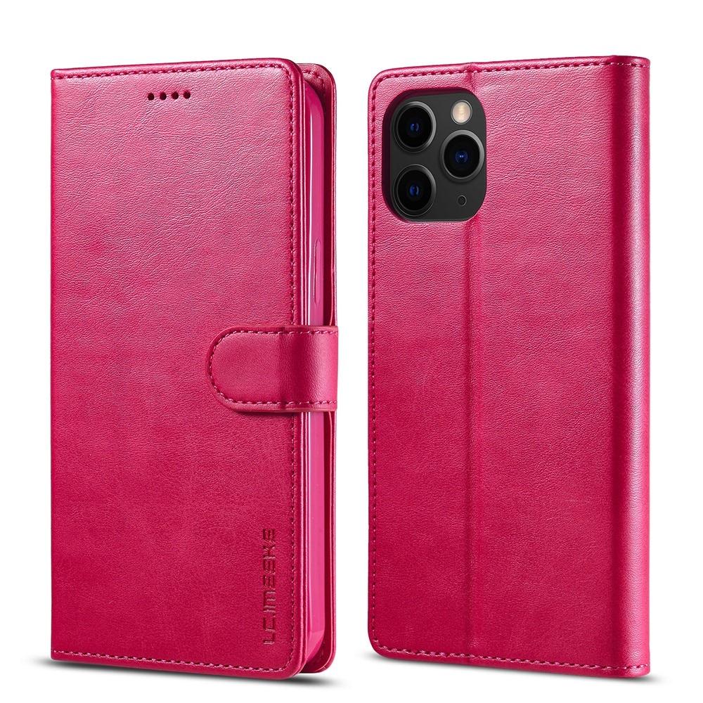 Lommebokdeksel iPhone 13 Pro rosa