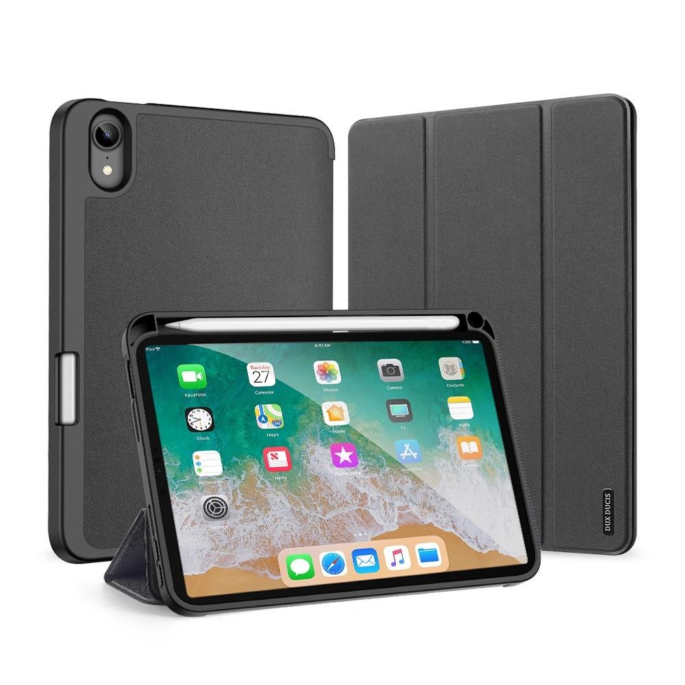Domo Tri-fold Case iPad Mini 6 2021 - Black