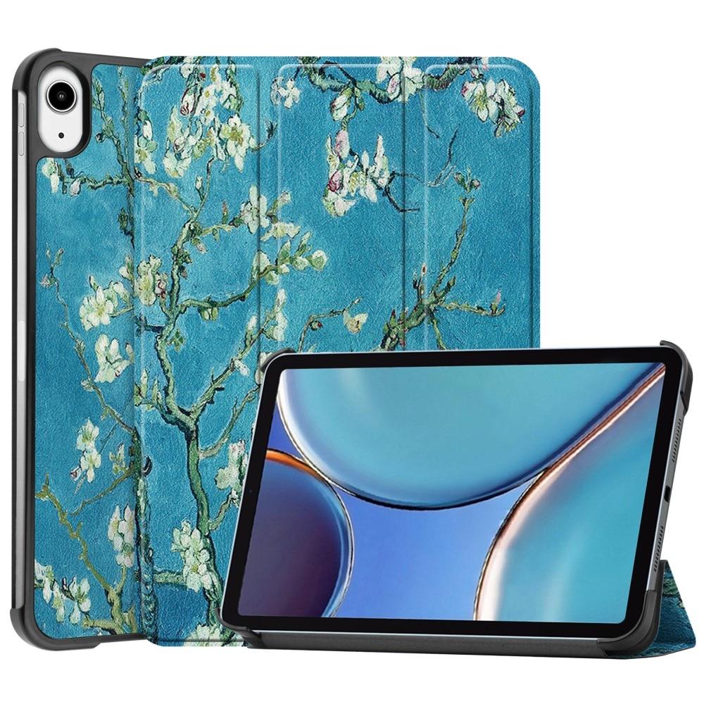 Etui Tri-fold iPad Mini 6 2021 - Kirsebærblomster