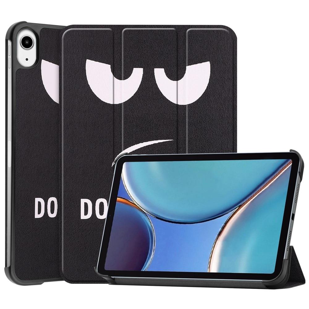 Etui Tri-fold iPad Mini 6 2021 - Don't Touch Me