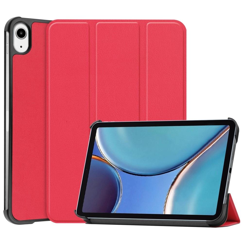 Etui Tri-fold iPad Mini 6 2021 rød
