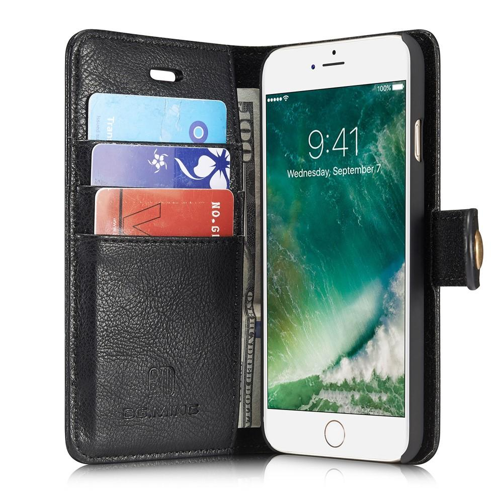 Magnet Wallet Apple iPhone 7/8/SE 2020 Black