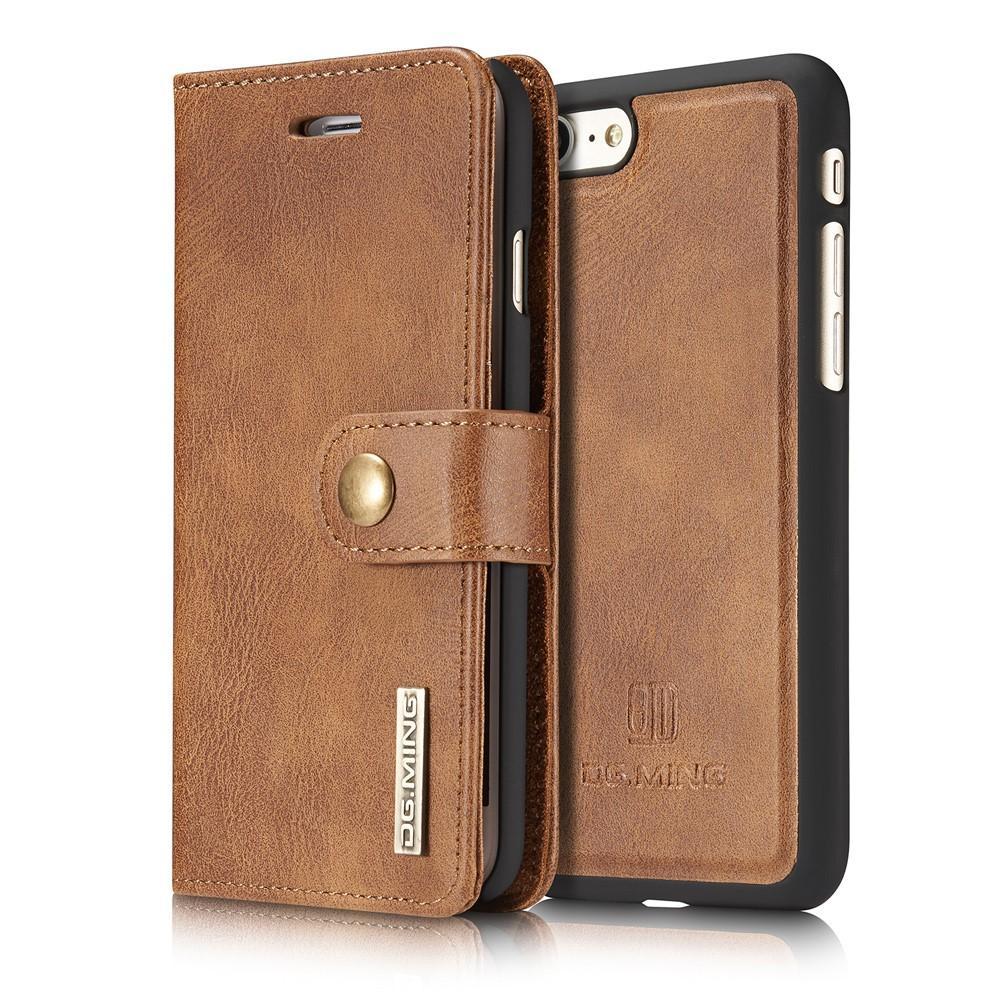 Magnet Wallet Apple iPhone 7/8/SE 2020 Cognac