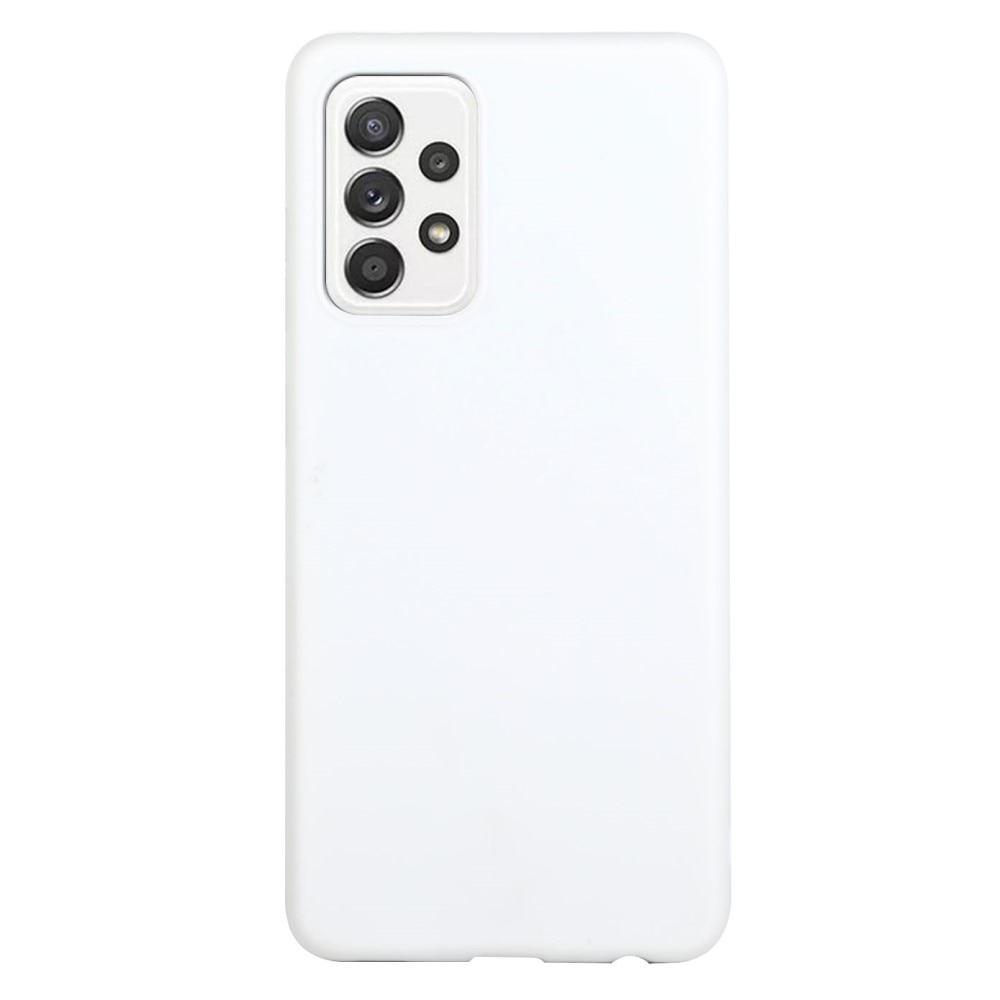 TPU Deksel Samsung Galaxy A52 hvit