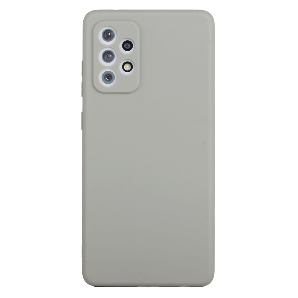TPU Deksel Samsung Galaxy A52 grå