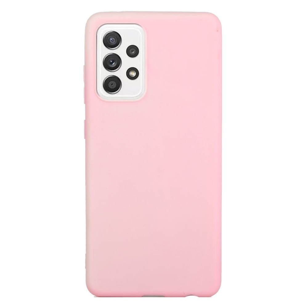 TPU Deksel Samsung Galaxy A52 rosa
