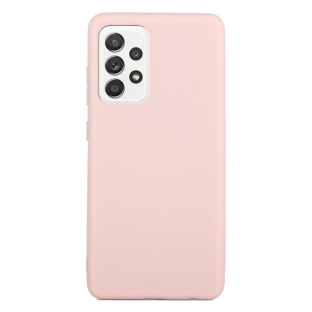 TPU Deksel Samsung Galaxy A52 lyserosa