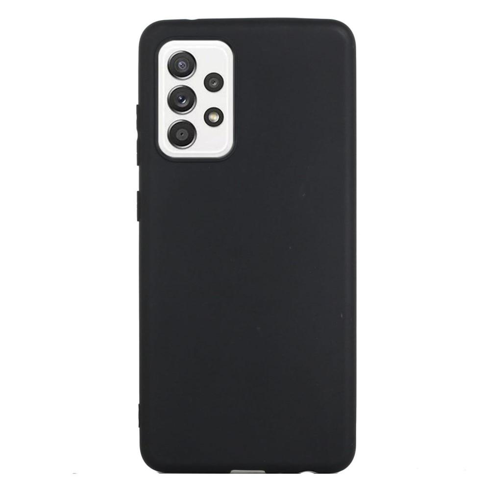 TPU Deksel Samsung Galaxy A52 svart
