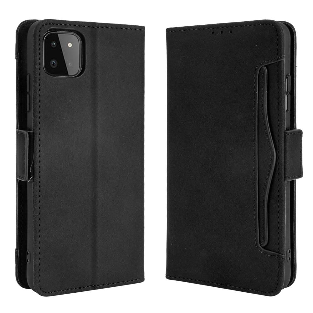 Multi Lommebokdeksel Samsung Galaxy A22 5G svart