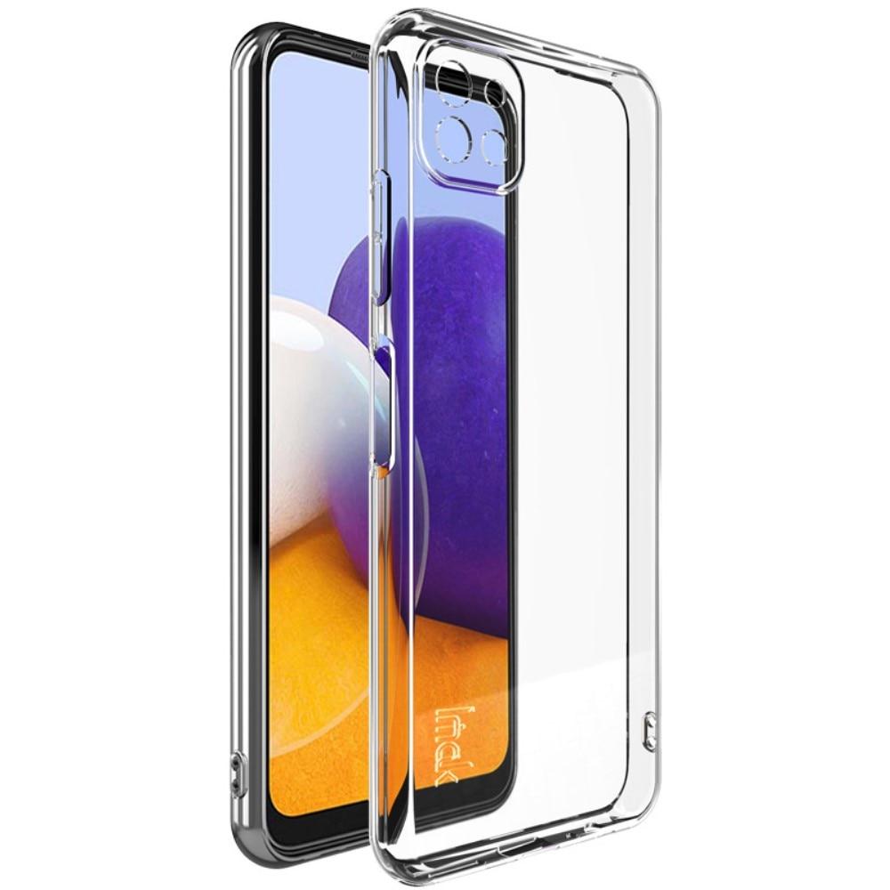 TPU Deksel Samsung Galaxy A22 5G Crystal Clear