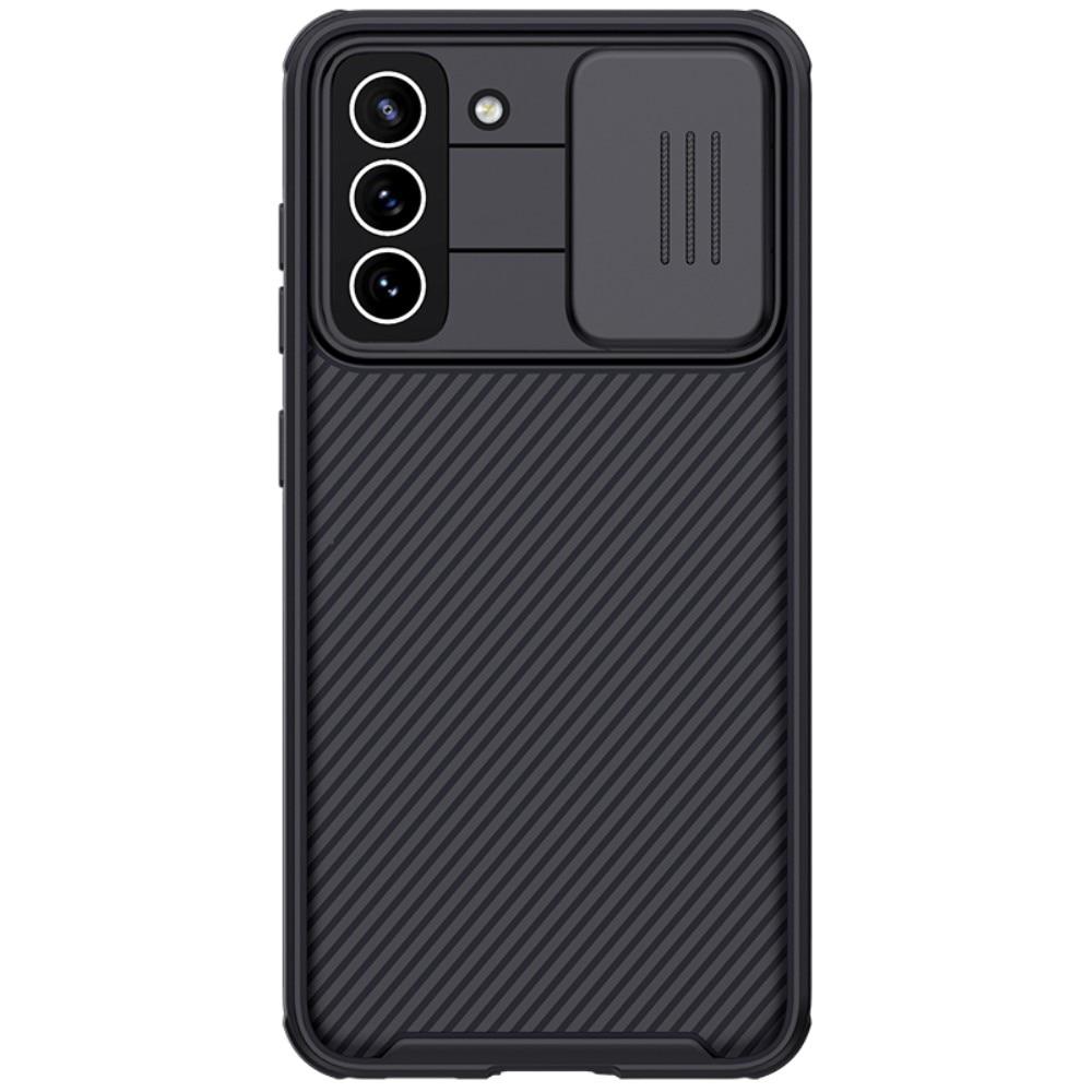 CamShield Deksel Samsung Galaxy S21 FE svart