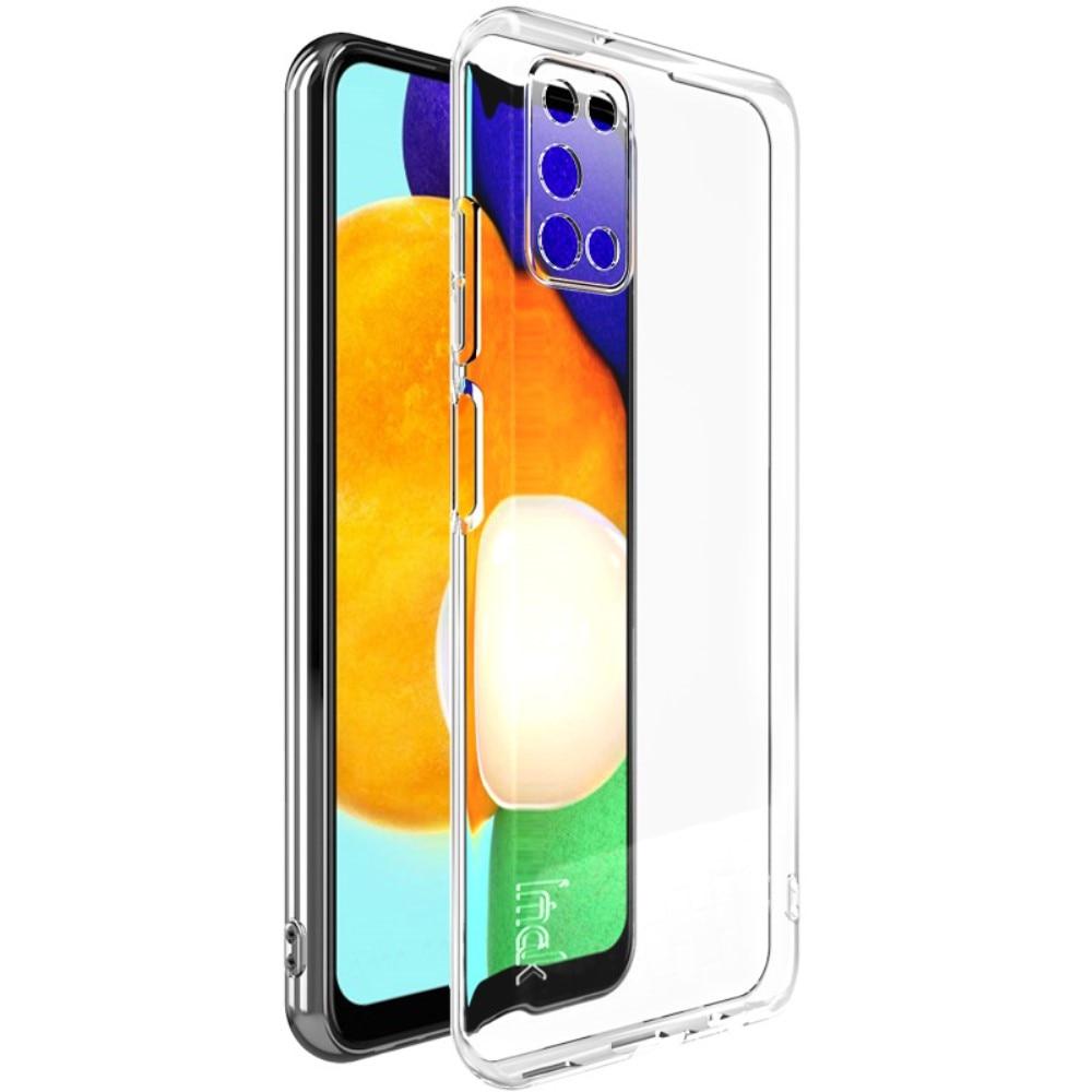 TPU Deksel Samsung Galaxy A03s Crystal Clear