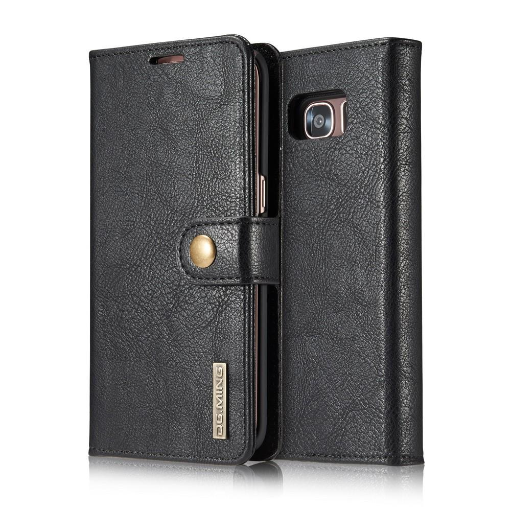 Magnet Wallet Samsung Galaxy S7 Edge Black