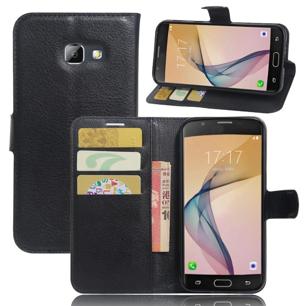 Mobilveske Samsung Galaxy A5 2017 svart