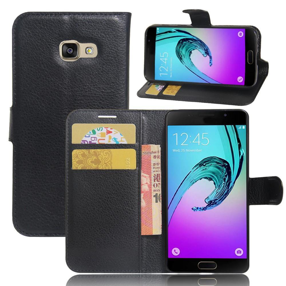 Mobilveske Samsung Galaxy A3 2017 svart