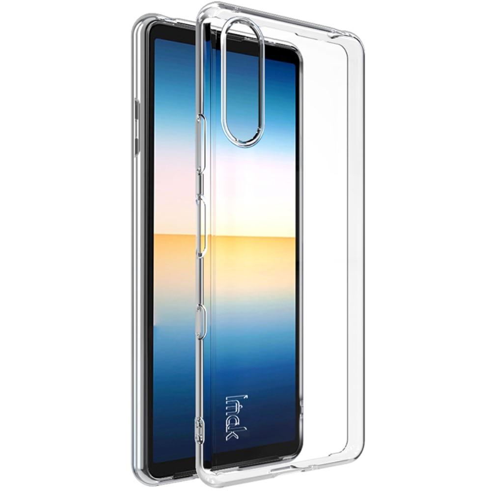 TPU Deksel Sony Xperia 10 III Crystal Clear
