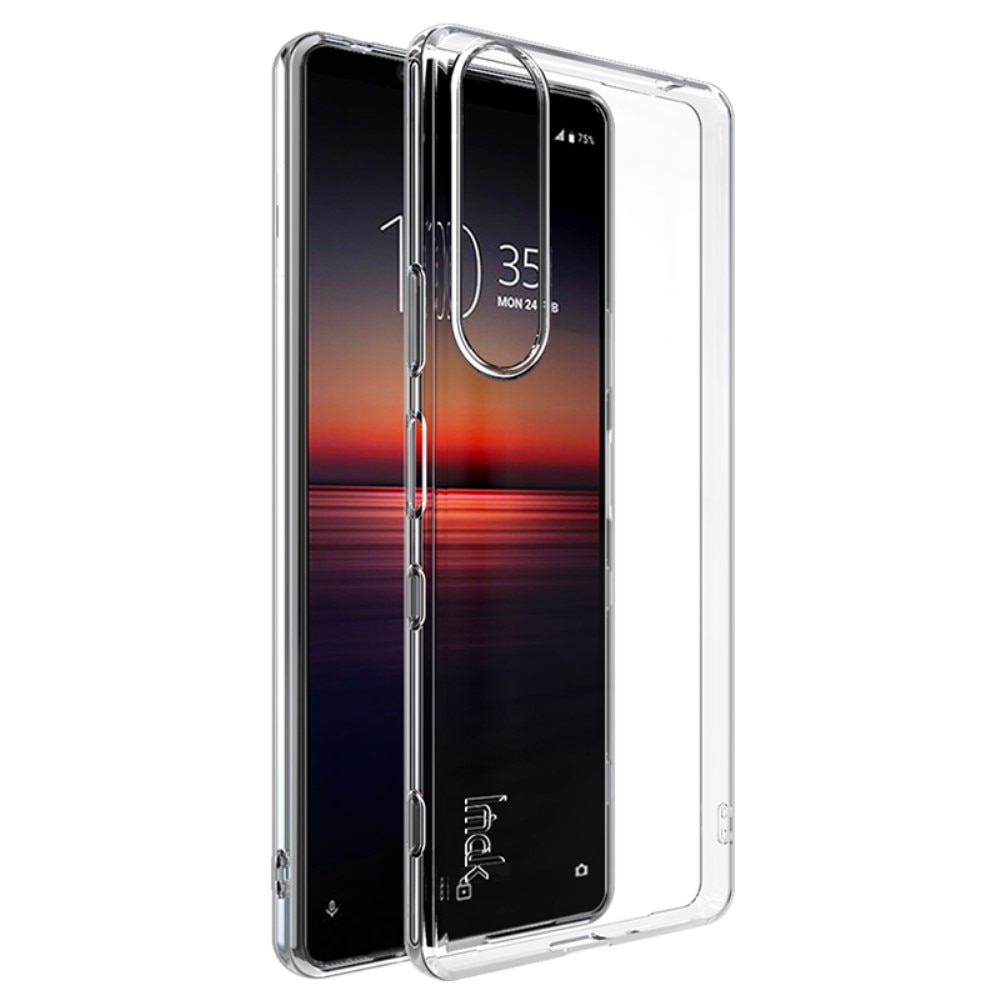 TPU Deksel Sony Xperia 1 III Crystal Clear
