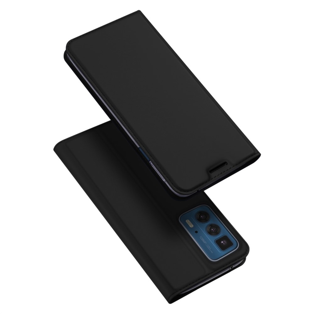 Skin Pro Series Motorola Edge 20 Pro - Black