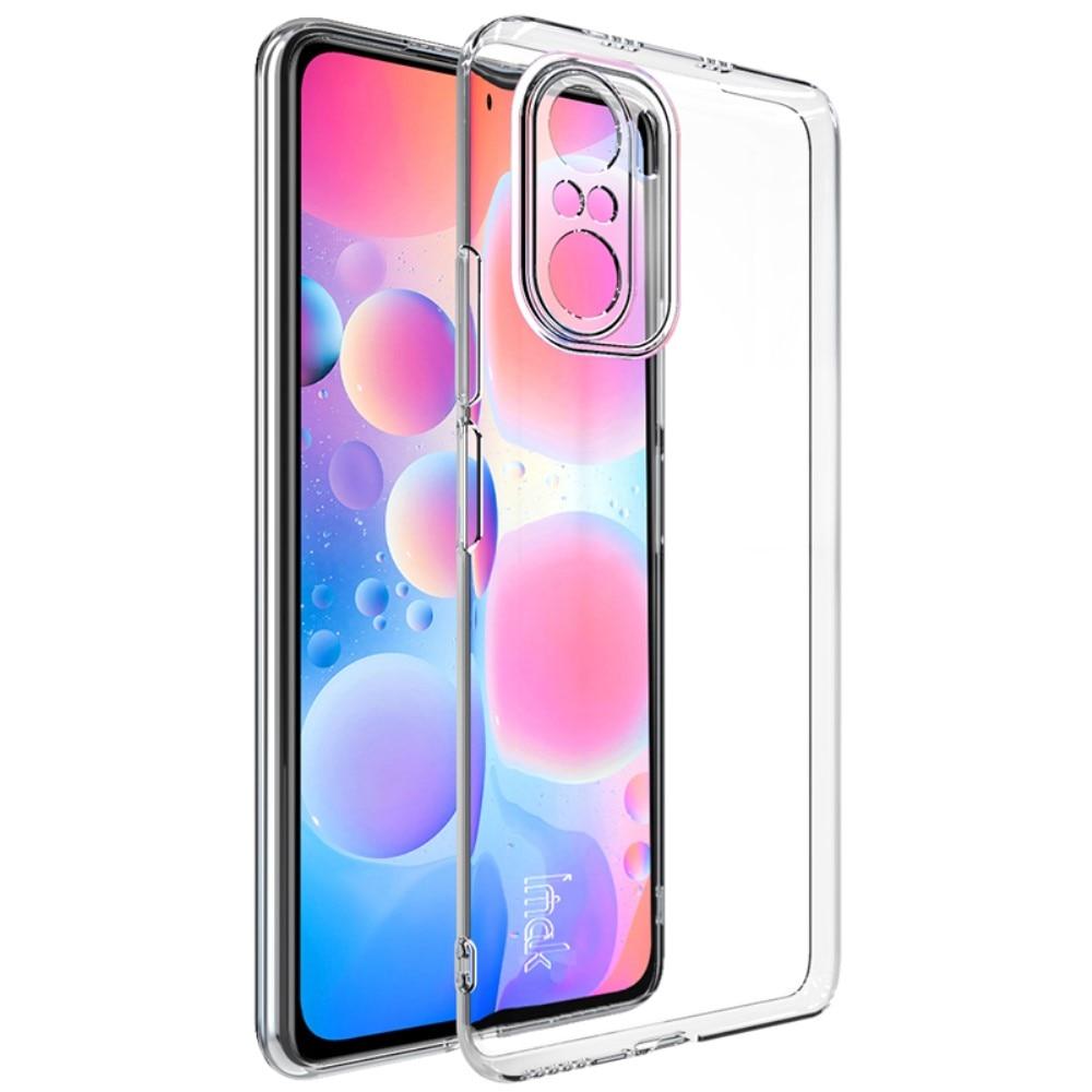 TPU Deksel Xiaomi Mi 11i Crystal Clear