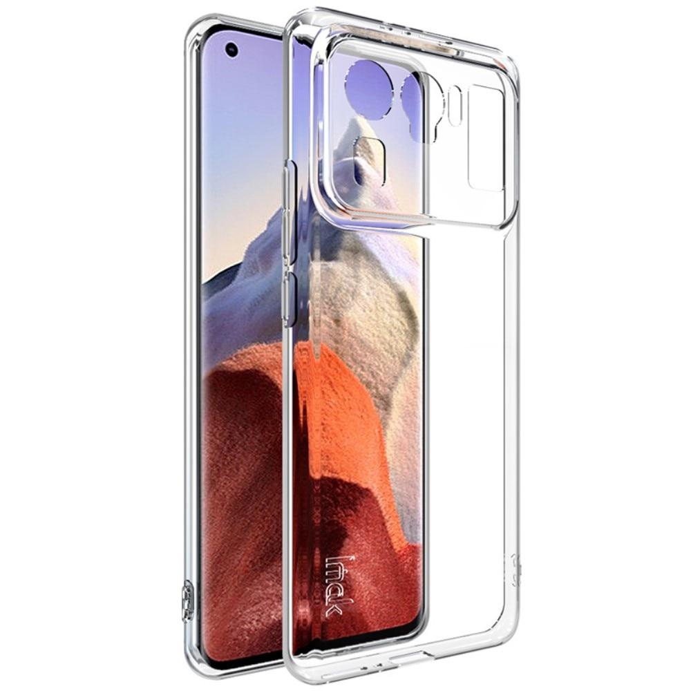 TPU Deksel Xiaomi Mi 11 Ultra Crystal Clear