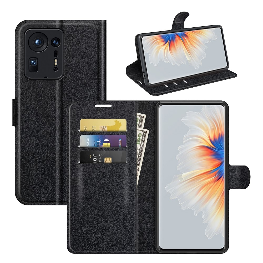 Mobilveske Xiaomi Mix 4 svart