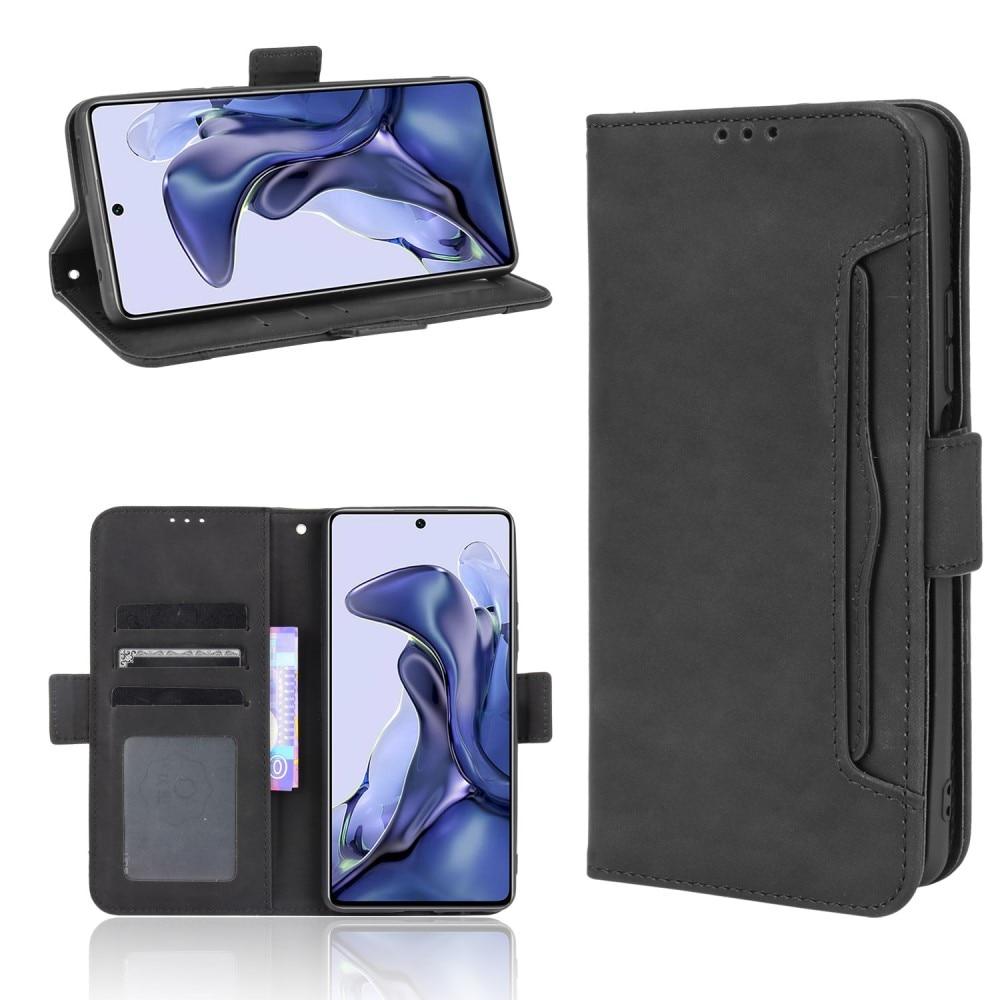 Multi Lommebokdeksel Xiaomi 11T/11T Pro svart