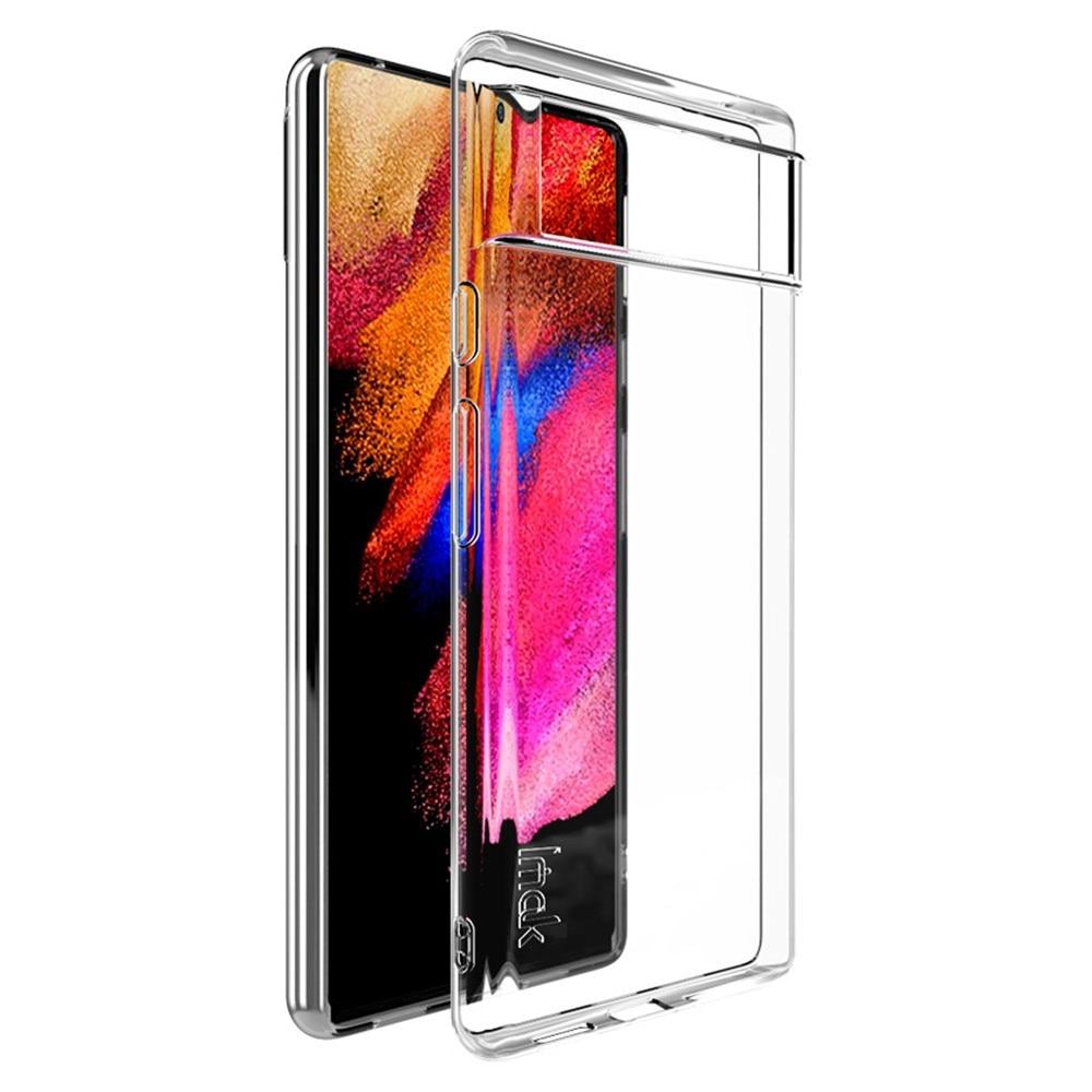 TPU Deksel Google Pixel 6 Crystal Clear