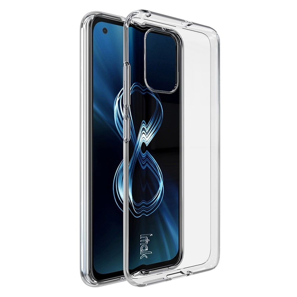 TPU Deksel Asus ZenFone 8 Crystal Clear
