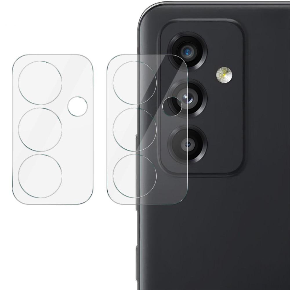 2-pack Herdet Glass Linsebeskyttelse Samsung Galaxy A82 5G