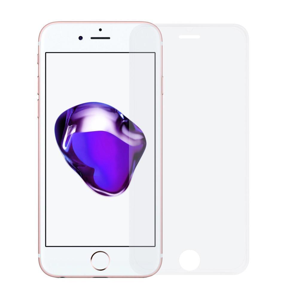 Heldekkende Skjermbeskytter Herdet Glass iPhone 7/8/SE 2020