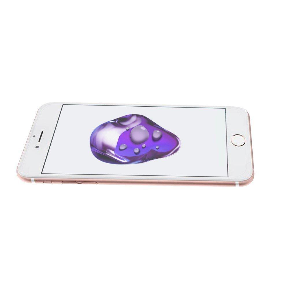 Heltäckande Härdat Glas iPhone 7 Plus/8 Plus