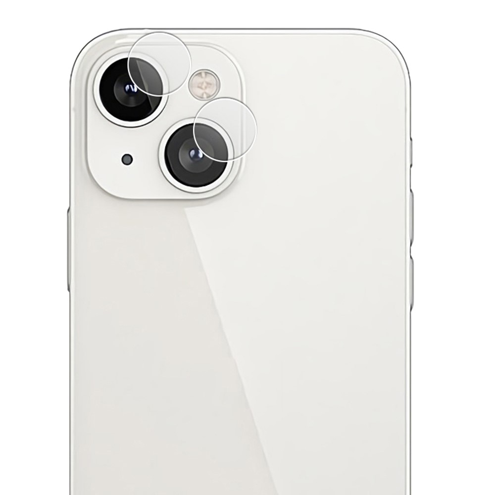 0.2mm Herdet Glass Linsebeskyttelse iPhone 13