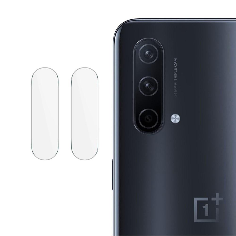 2-pack Herdet Glass Linsebeskyttelse OnePlus Nord CE 5G