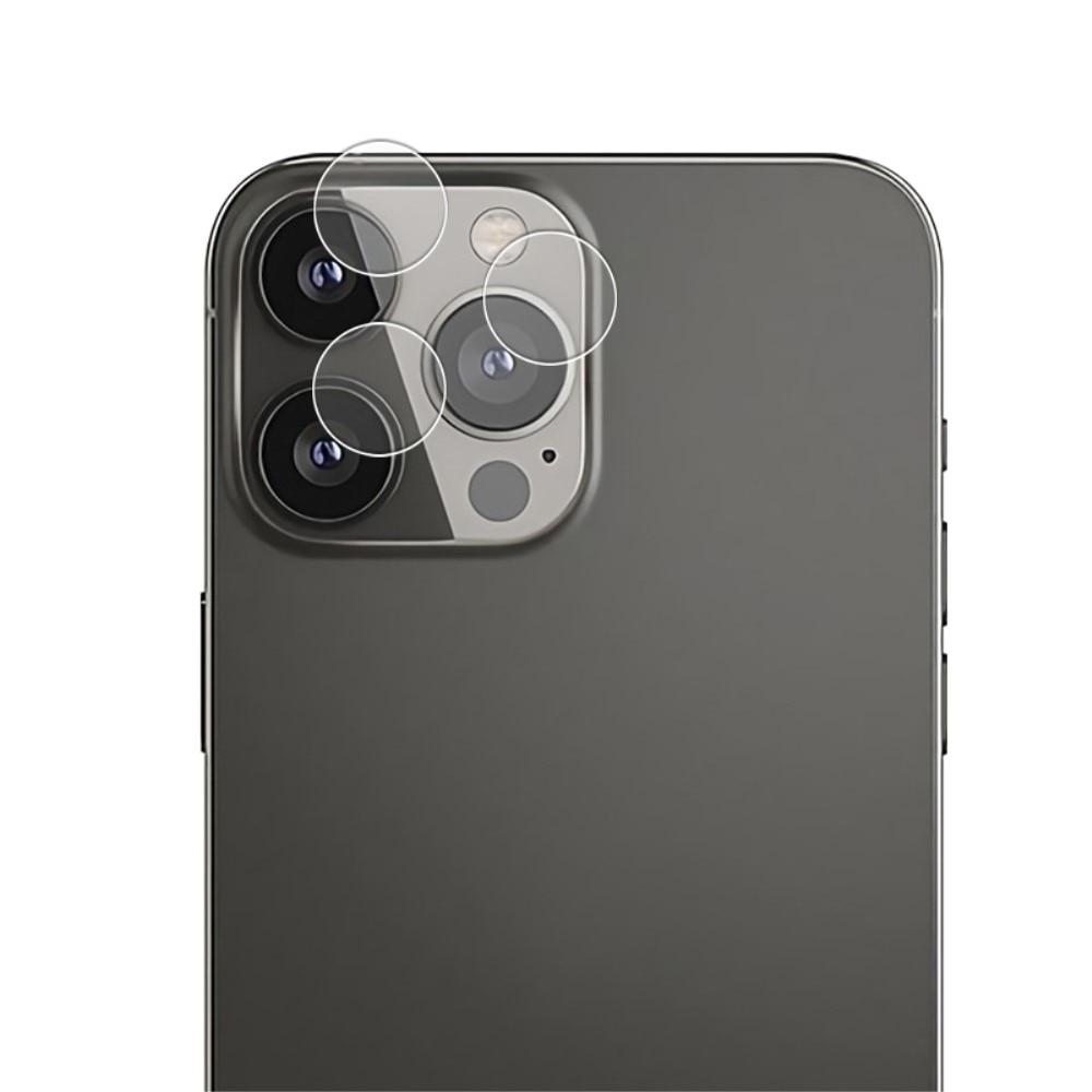 Mocolo 0.2mm Herdet Glass Linsebeskyttelse iPhone 13 Pro Max