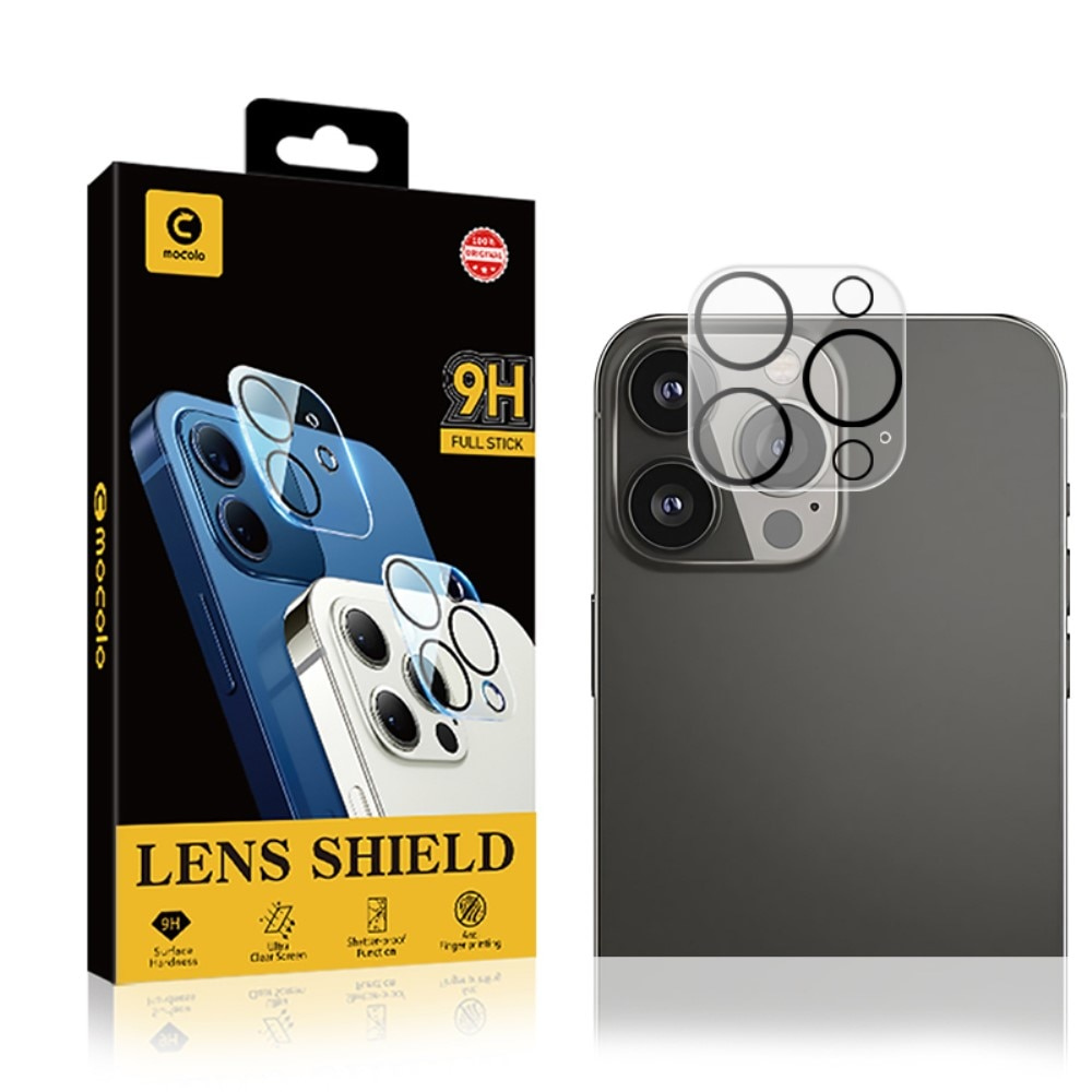 0.2mm Herdet Glass Kamerabeskyttelse iPhone 13 Pro