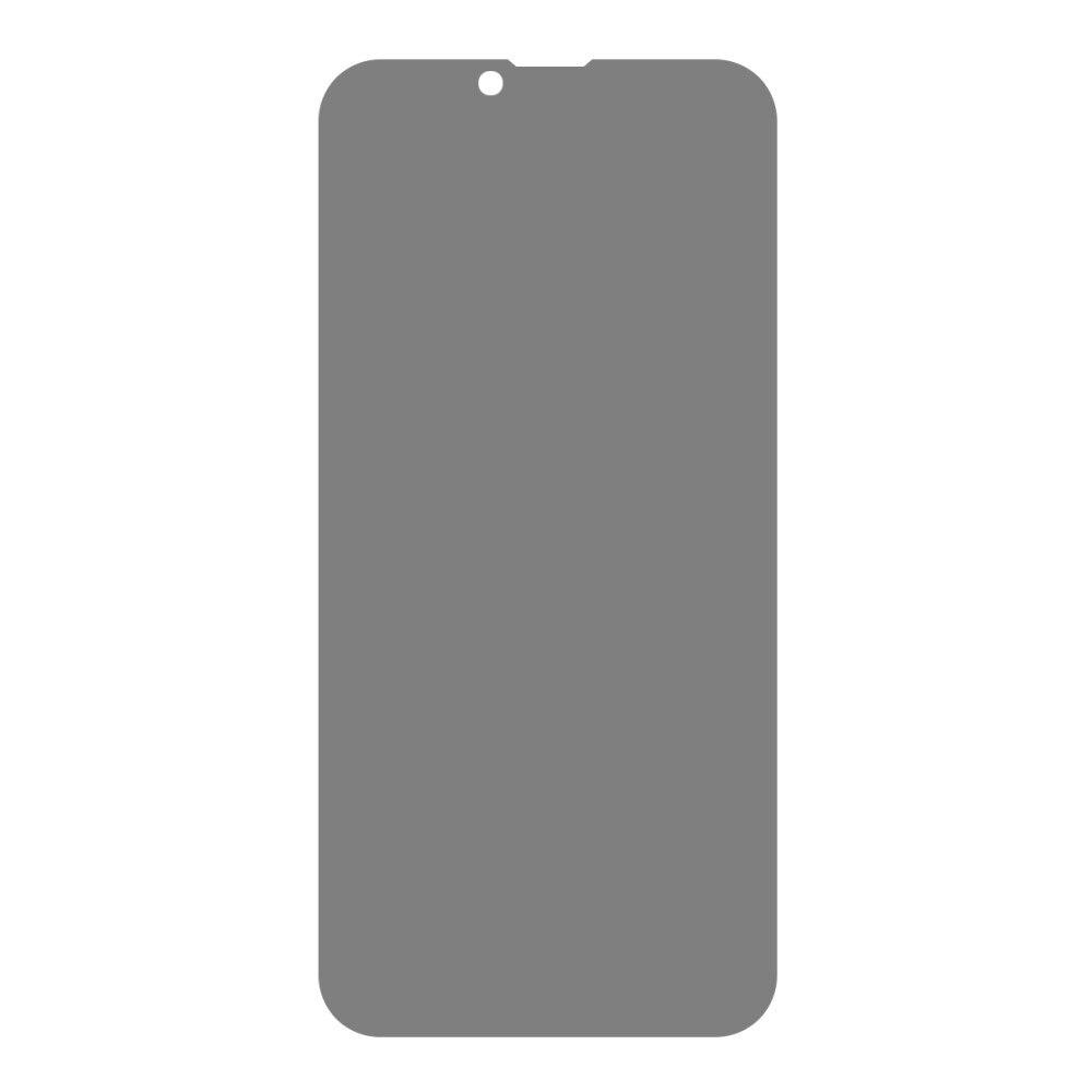 Privacy Herdet Glass Skjermbeskytter iPhone 13 Mini