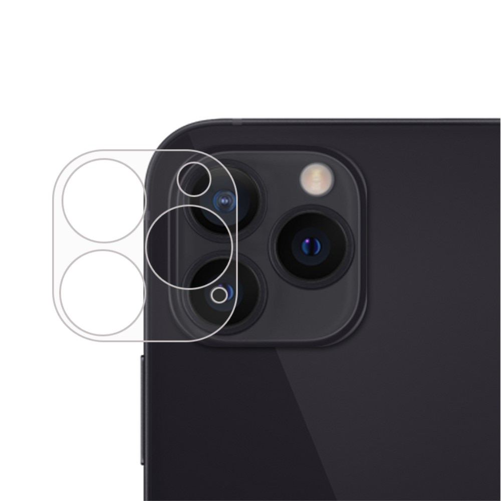 Herdet Glass Linsebeskyttelse iPhone 13 Pro