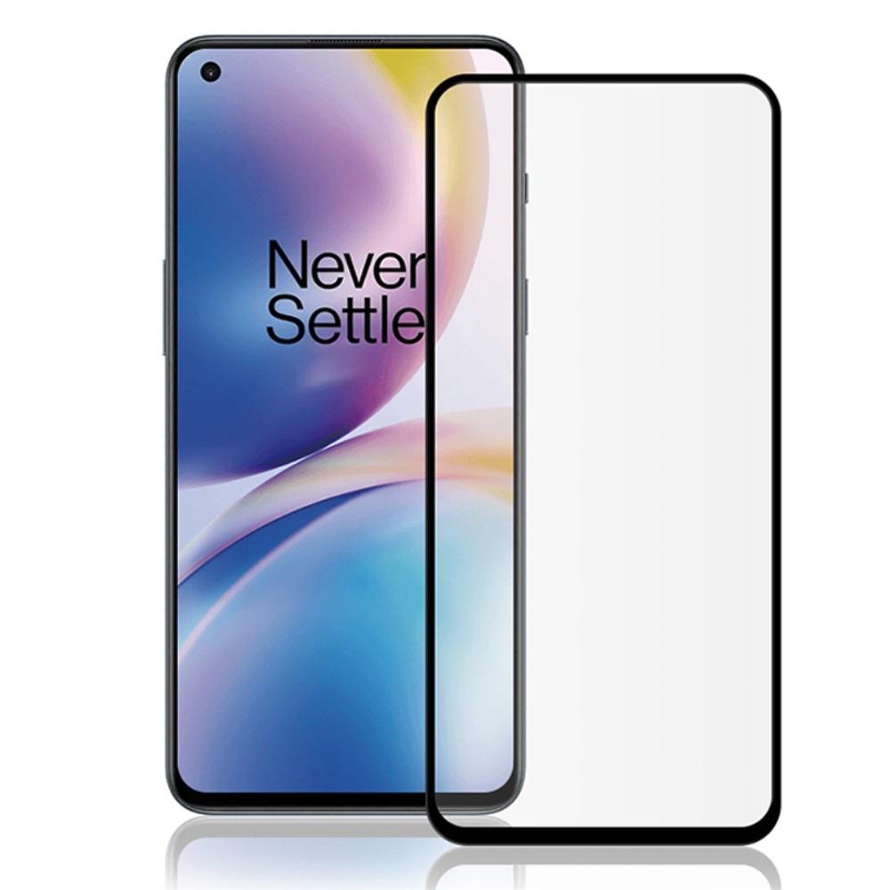 Heldekkende Herdet Glass OnePlus Nord 2 5G svart