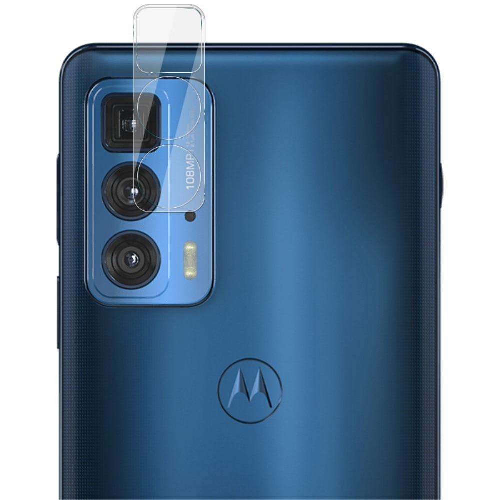 Herdet Glass Linsebeskyttelse Motorola Edge 20 Pro