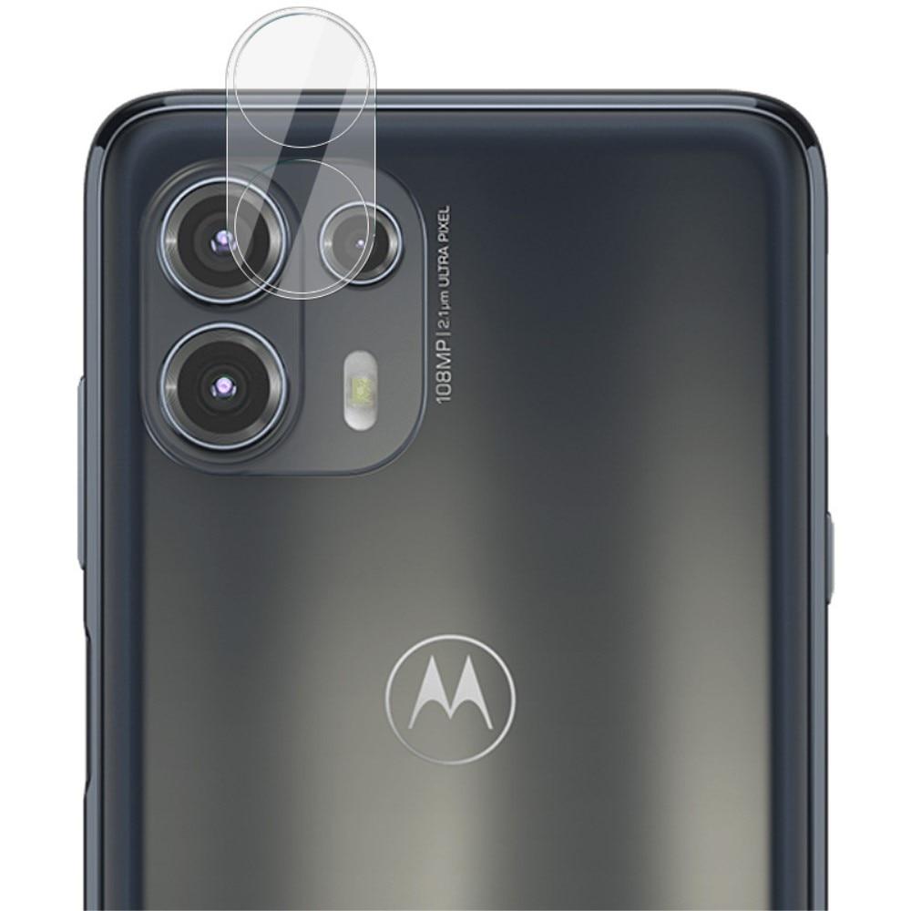 Herdet Glass Linsebeskyttelse Motorola Edge 20 Lite