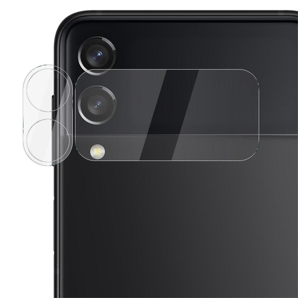 2-pack Herdet Glass Linsebeskyttelse Samsung Galaxy Z Flip 3 5G