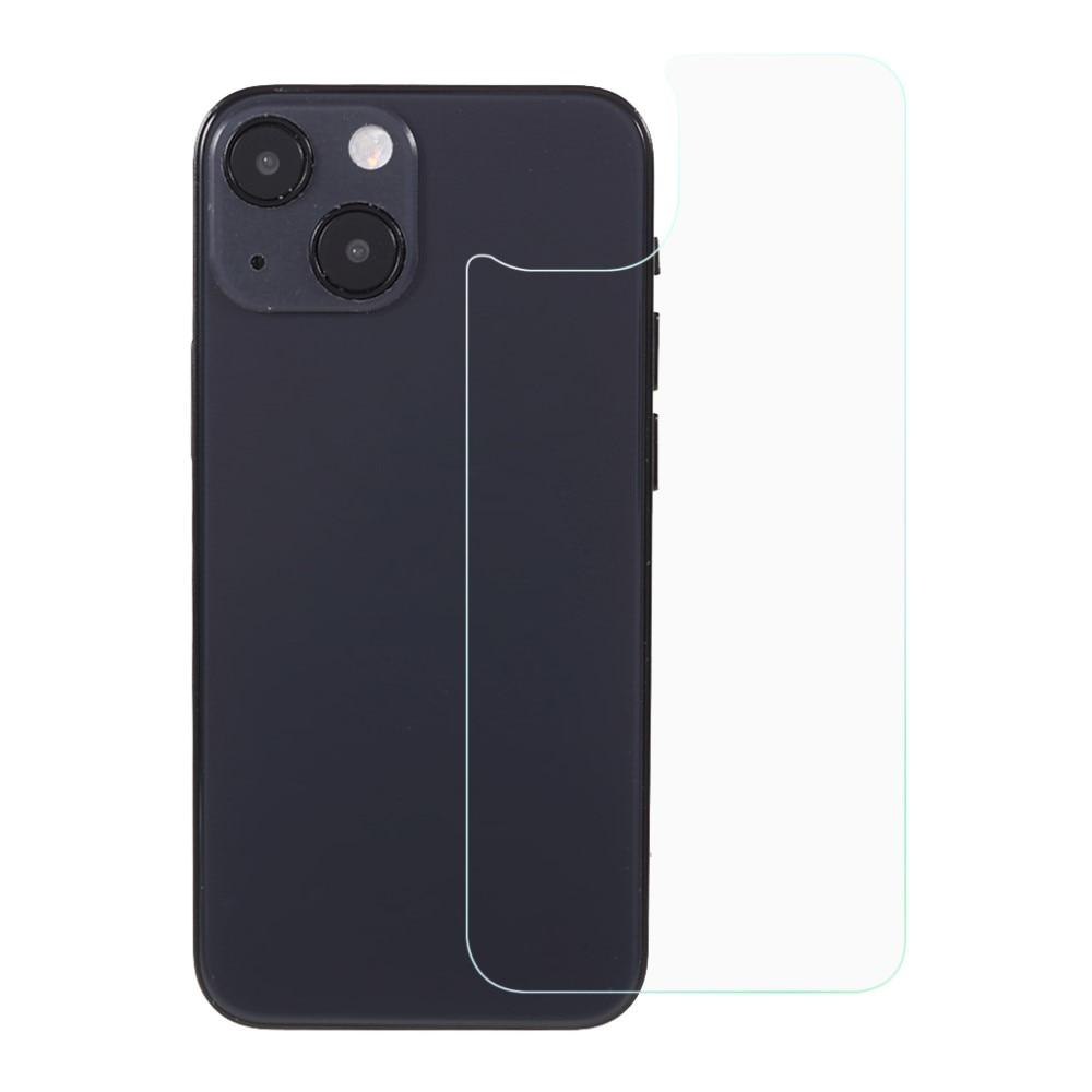 Herdet Glass 0.3mm Bakside iPhone 13 Mini