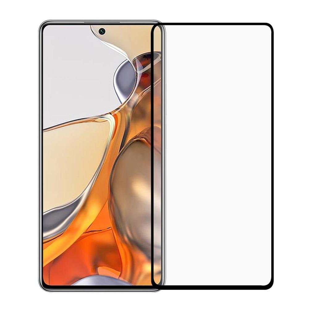 Heldekkende Skjermbeskytter Herdet Glass Xiaomi 11T/11T Pro
