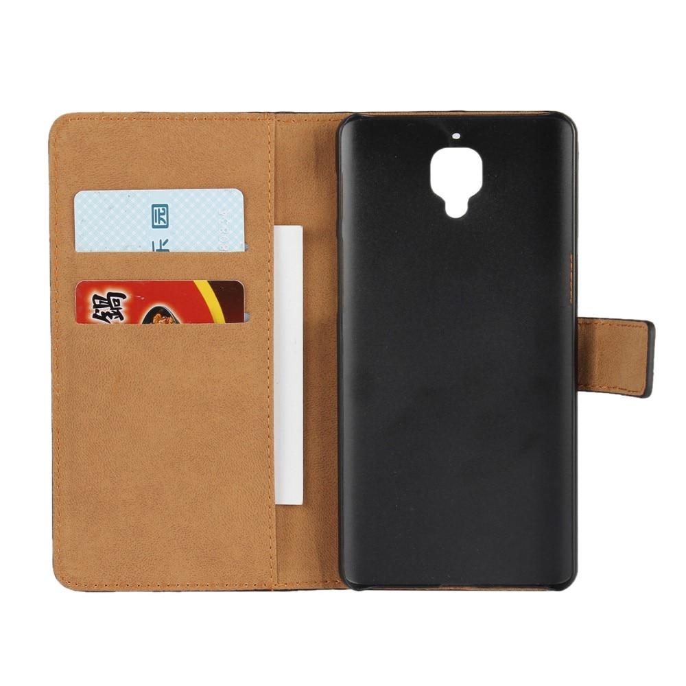 Mobilveske OnePlus 3/3T svart