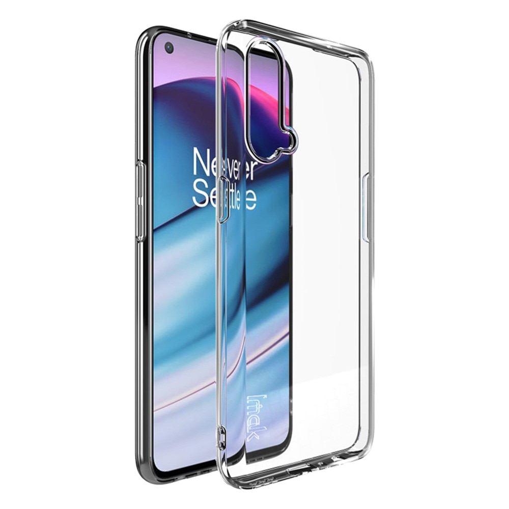 TPU Deksel OnePlus Nord CE 5G Crystal Clear
