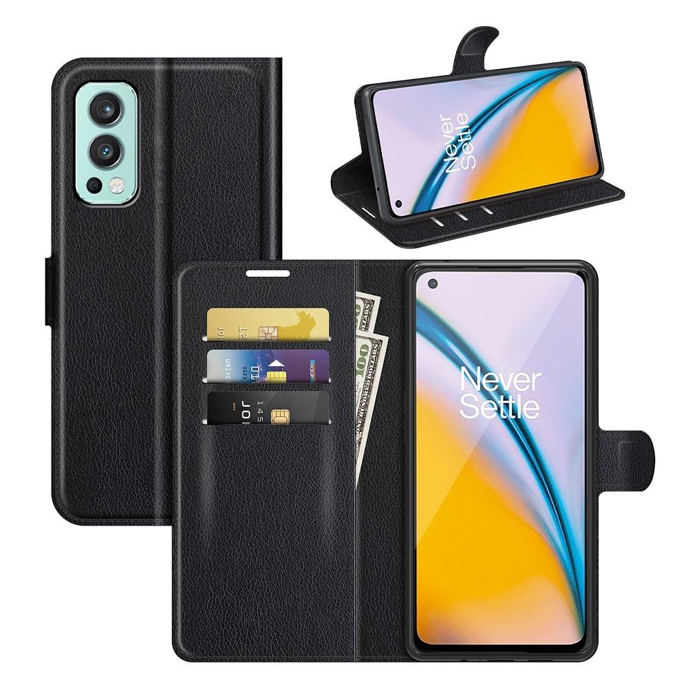 Mobilveske OnePlus Nord 2 5G svart